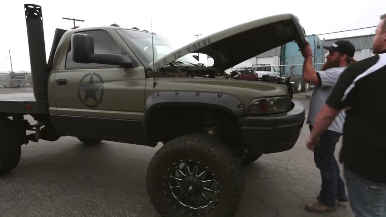 Dieselsellerz Truck Giveaway >> BUILT DIESEL 3: Cummins Giveaway Truck Mods by Industrial ...