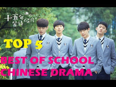 TOP 5 BEST OF SCHOOL CHINESE DRAMA | ENGSUB