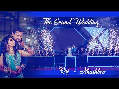 Wedding Highlight  - 2019 l The  Grand Wedding l Raj + Khushboo l Sadhana Studio l Bhuj