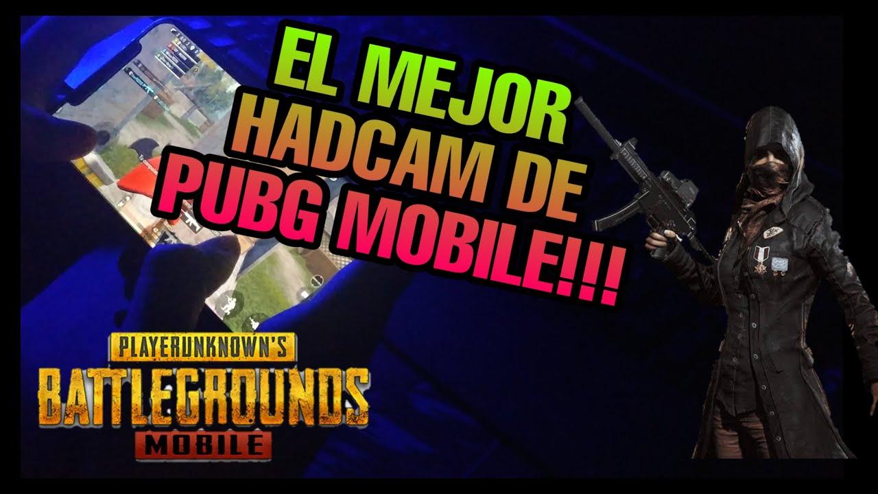 EL MEJOR HADCAM PARA  #PUBG MOBILE!!