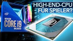 Neue Hardware für Spieler: Was kann der Core i9 10900K?