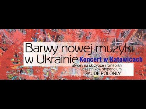 BARWY NOWEJ MUZYKI W UKRAINIE - СПЕКТРИ НОВОЇ МУЗИКИ В УКРАЇНІ powered.by CULTURE. PL