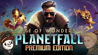 Age of Wonders: Planetfall - Tutorial and First Mission - Part 1