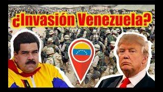 Gambar cover ¿Y si ocurre una intervención militar en Venezuela?