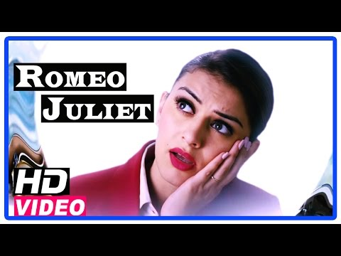 Romeo Juliet Tamil Movie | Scenes | Vamsi appoint Hansika as new CEO of his company| Jayam Ravi