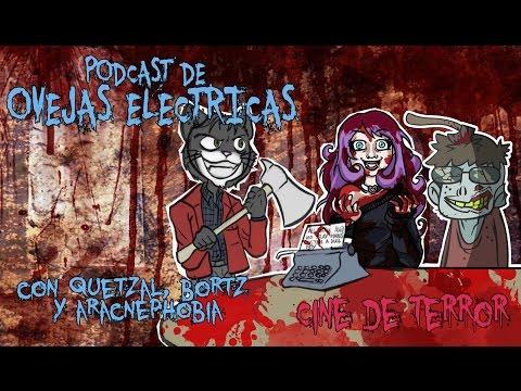 Ovejas Eléctricas - Podcast de cine de terror con Aracne Phobia y TheBortz