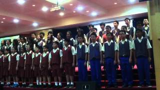 RSI Choir : Mixed Indonesian Traditional songs