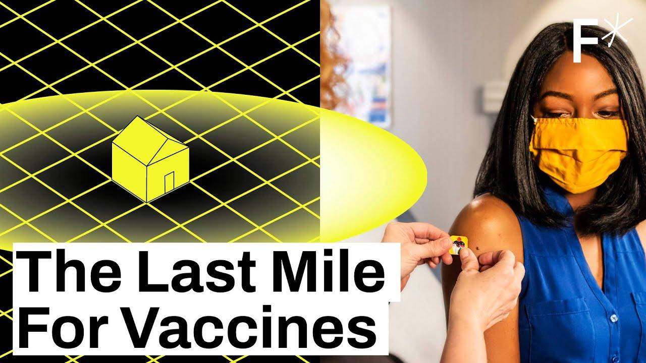 Inside a door-to-door vaccine education campaign