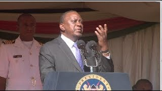 """UHURU BREATHING FIRE! RUTO & TANGATANGA COMPLETELY FINISHED, """"DON'T THINK I AM DUMB YOU WILL SEE"""""""