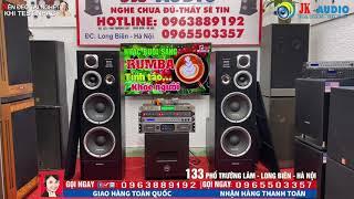 Có 1 không 2/Bộ dàn karaoke LOA CÂY KENWOOD bass 25 hát siêu hay giá rẻ /JK audio 0963889192