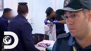 Guardia sospecha que chilenos son