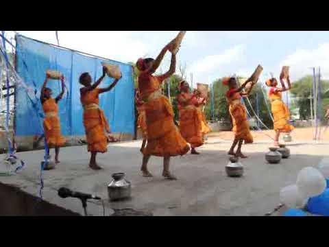 CHATKA KARI NA ADIWASI DANCE @ ST  JOSEPH SCHOOL TEACHERS DAY CELEBRATION  2017