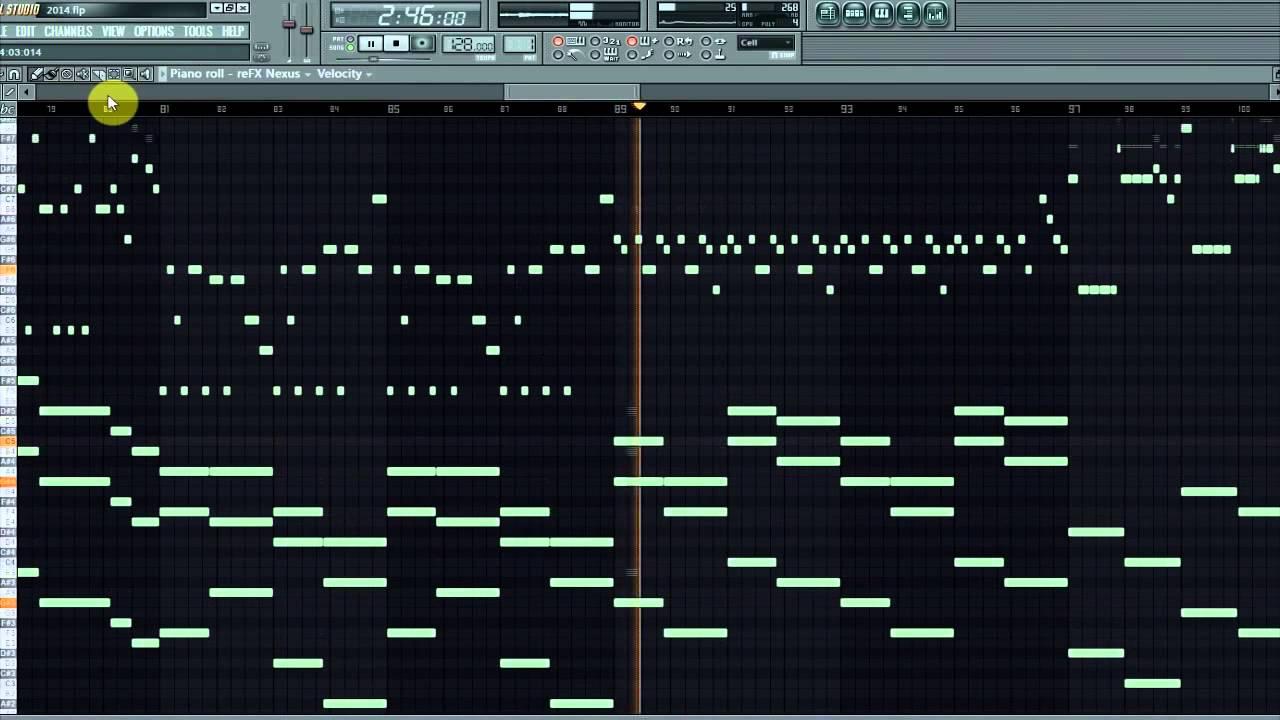how to open a midi file in fl studio 12