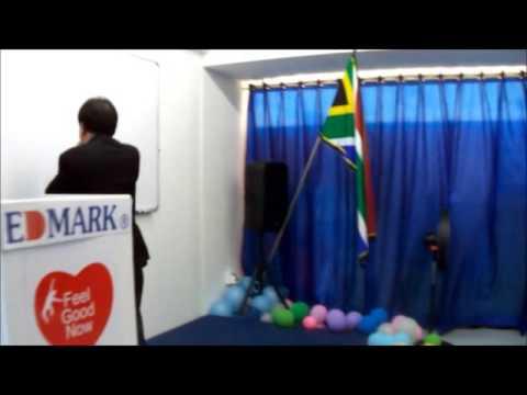 Sam Low Powertalk Edmark Johannesburg Grand Opening