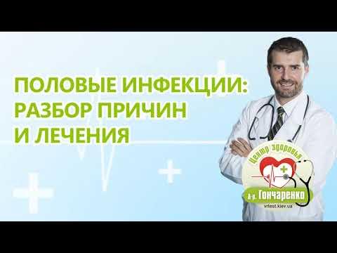 ПОЛОВЫЕ ИНФЕКЦИИ Разбор причин и лечение