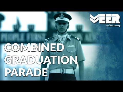 Indian Air Force Academy E4P4   Combined Graduation Parade at AFA Hyderabad   Veer by Discovery