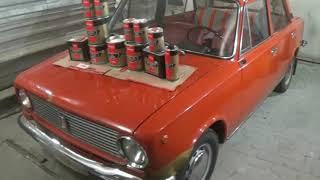 видео Ремонт ВАЗ 2101 (копейки) на 10 тысяч рублей