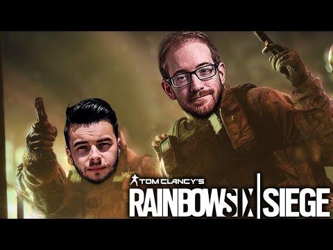 RANKS GOIN' UP | RAINBOW SIX SIEGE