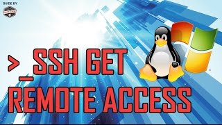 SSH - Get Remote Access Of Windows/Linux From Linux Terminal