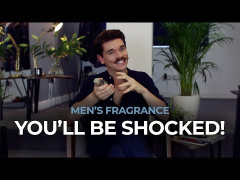 5 Surprisingly Good Men's Fragrances!