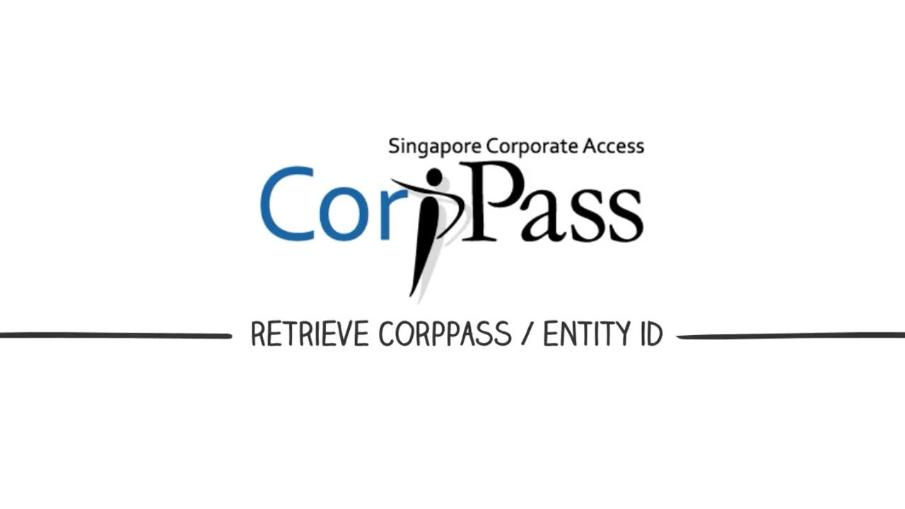 CorpPass - User Guides