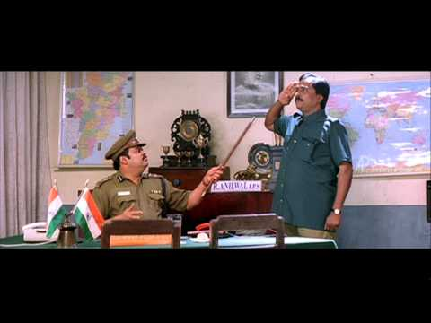 Gemini - Madan Babu And Thyagu Comedy