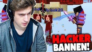 HACKER BANNEN! ☠️ Hacker versucht zu fliehen ...