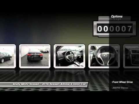 2016 Nissan Altima Indianapolis IN C6089