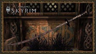 TES 5: Skyrim - Эбонитовый клинок