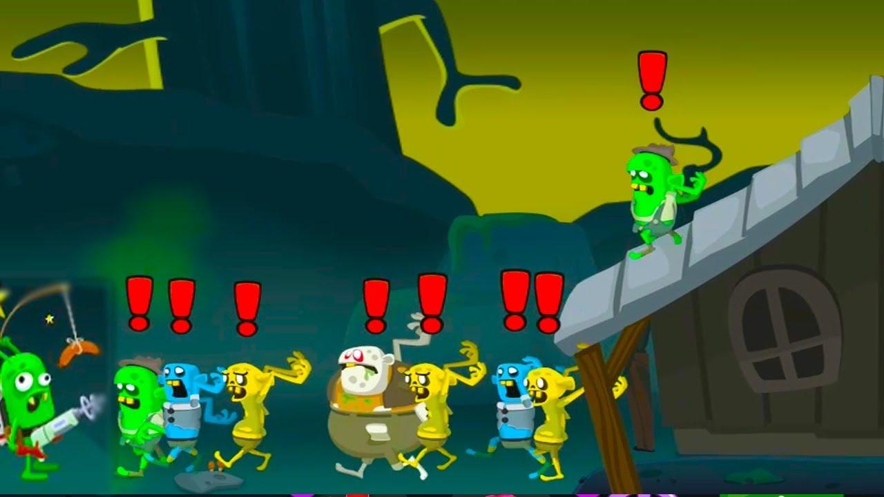 современной картинки зомби из игры зомби катчер все благодаря талантливейшей