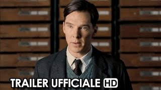 The Imitation Game - L'enigma di un genio Trailer Ufficiale Italiano (2015) - Benedict Cumberbatch