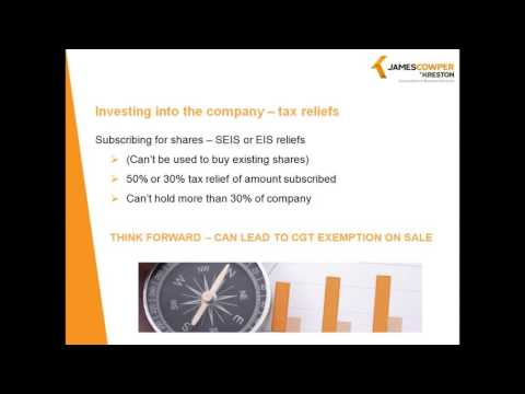 Webinar - Investing into, and Extracting out of, Private Companies