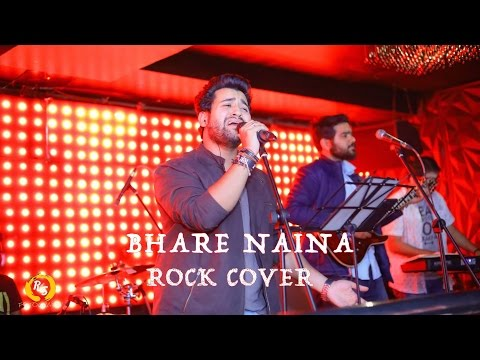 Bhare Naina - Ra.One | Rock Cover | By Madhav Mahajan | Gandharva Band | Live Jam Session |