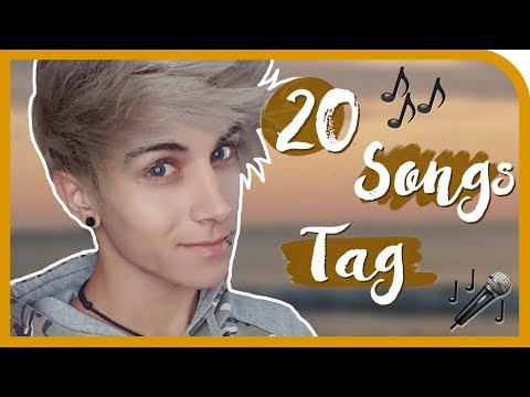 20 SONGS TAG | Axel Okami