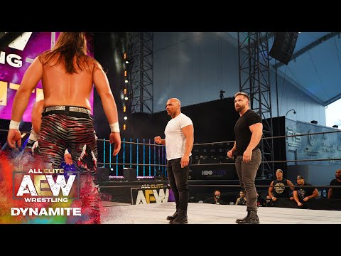 FTR AND THE BUCKS FINALLY COME FACE TO FACE | AEW DYNAMITE 5/27 /20, JACKSONVILLE, FL