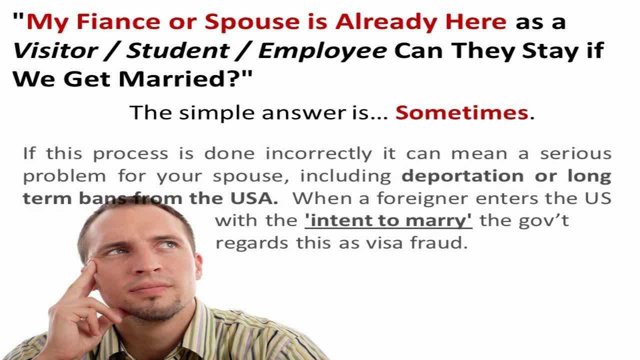 Fiance Visa Vs Spouse Visa Usa