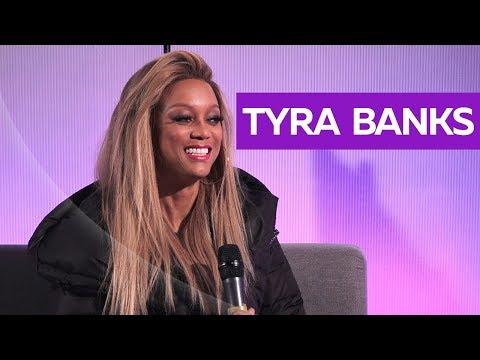Tyra Banks on ANTM, Heartbreak  The Best Advice She's Gotten