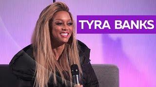 Tyra Banks on ANTM, Heartbreak + The Best Advice She's Gotten