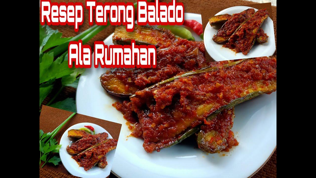Resep Terong Balado_ Ala Rumahan _ Enak & Mudah - YouTube
