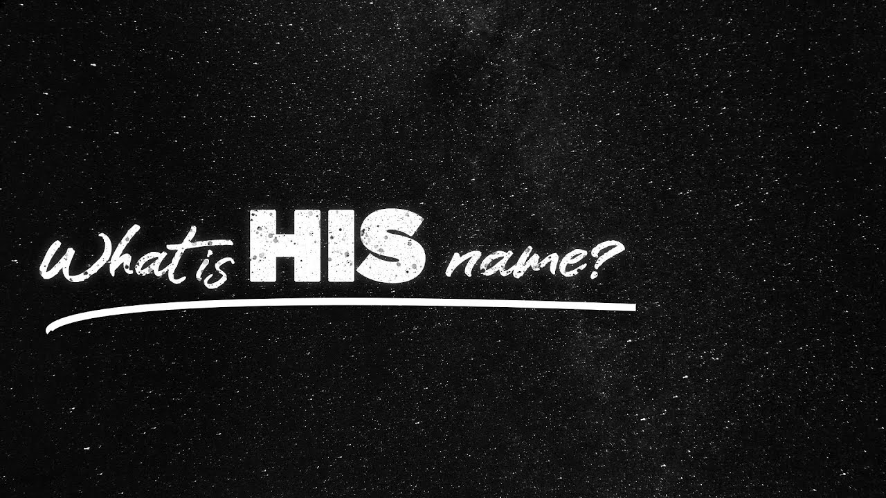 What is HIS name? The God Who Sees | PRCC Service 11.29