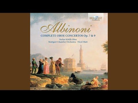 Concerto a cinque in D Minor for Solo Oboe and Strings, Op. 9 No. 2: I. Allegro non presto