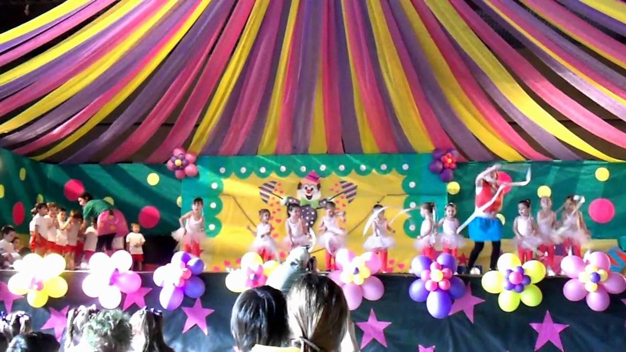 1 3 fiesta fin de a o 2011 jardin infantes colegio vicente for Decoracion salas jardin de infantes