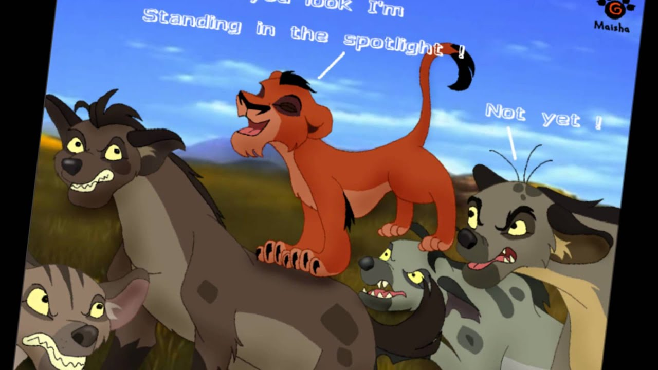Fanimage animallover97 the lion king concept art version