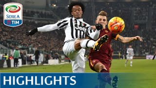 Juventus - Roma 1-0 - Highlights - Matchday 21 - Serie A TIM 2015/16