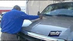 Hail damage claims keep insurance companies busy