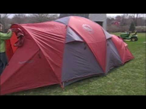 & Big Agnes Flying Diamond tent part 2 - YouTube