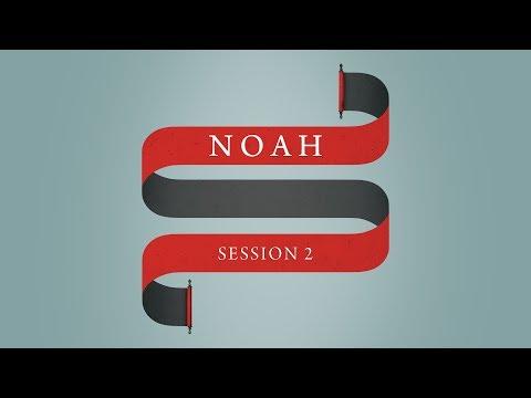 "Trent Hunter, ""Noah"" (Session 2)"