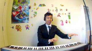 Entire Main Banjo-Kazooie Soundtrack Performed by VG Pianist
