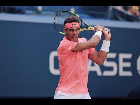 2017 US Open: Rafael Nadal Highlights