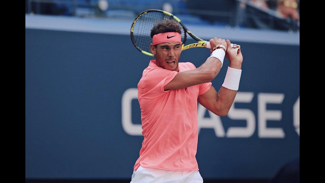2017 Us Open Rafael Nadal Highlights Youtube